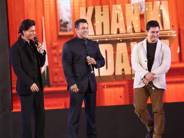 Aamir Khan: A Film With All Three Khans Would Be Exciting