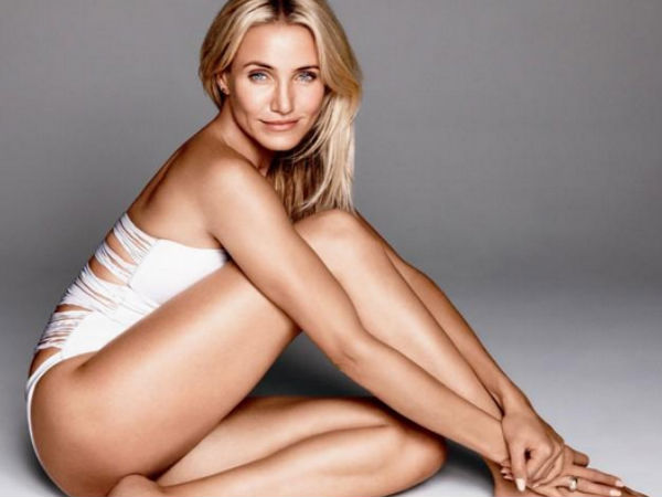 I Am Open To Marriage: Cameron Diaz