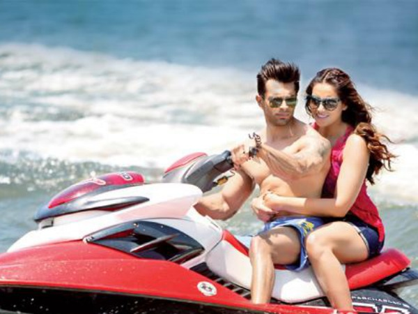 Qubool Hai's Karan Singh Grover Saved Bipasha Basu From Drowning!