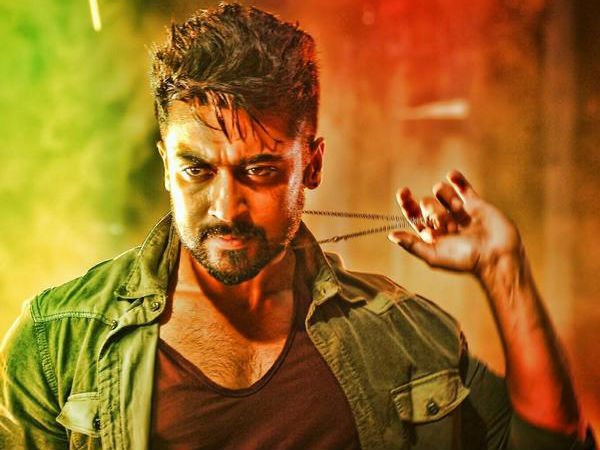 Surya for Anjaan