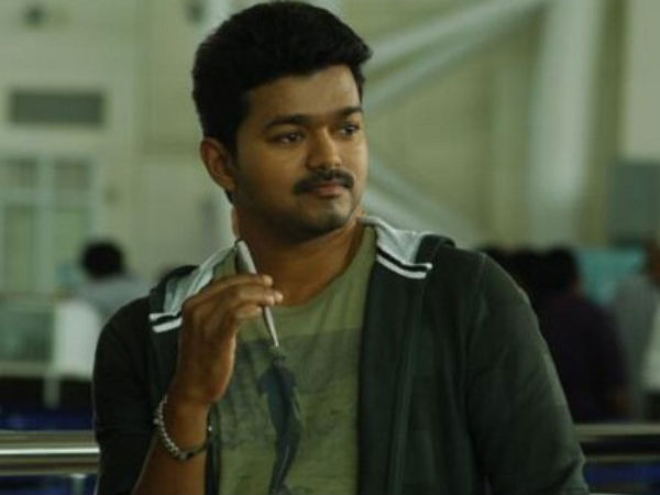 Vijay for Kaththi