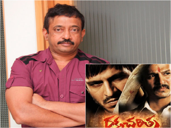 RGV's Next Based On A Chapter From 'Raktha Charitra'