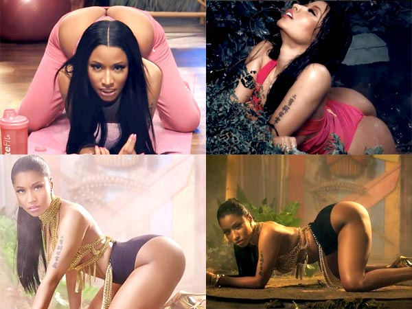 Nicki Minaj's Anaconda