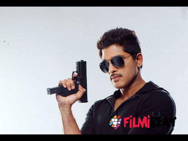 Allu Arjun In Race Gurram And Yevadu