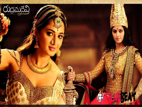 3D Post-Production Commence For Rudhramadevi