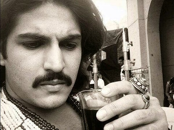 Jodha Akbar's Rajat Tokas Hired Bodyguards To Protect Him!