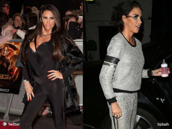 Katie Price Looks Unrecognisable After Breast Reduction