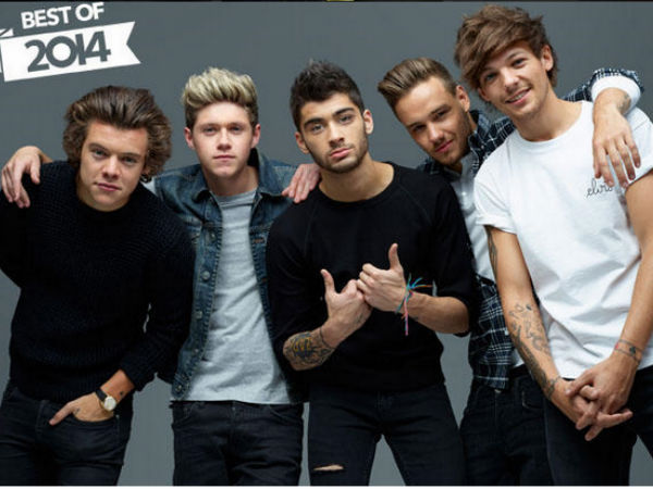 One Direction Is Billboard's Artist of the Year 2014