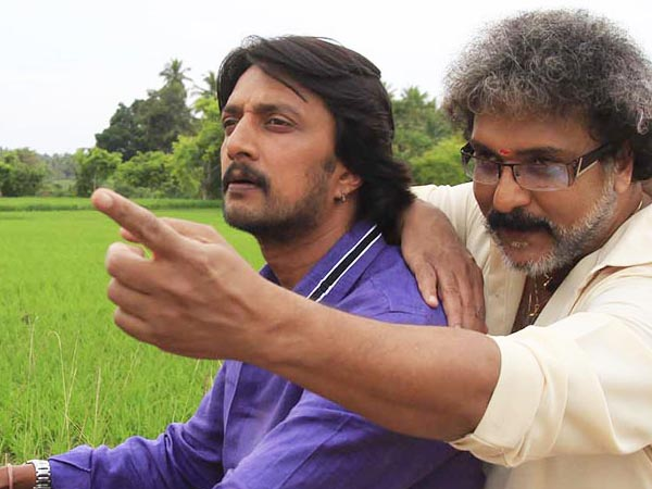 Sudeep Has Complete Faith On Ravichandran