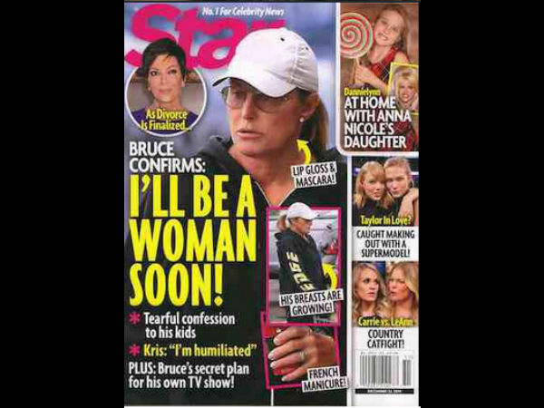 Bruce Jenner Will Be A Woman Soon, Confesses To Daughters