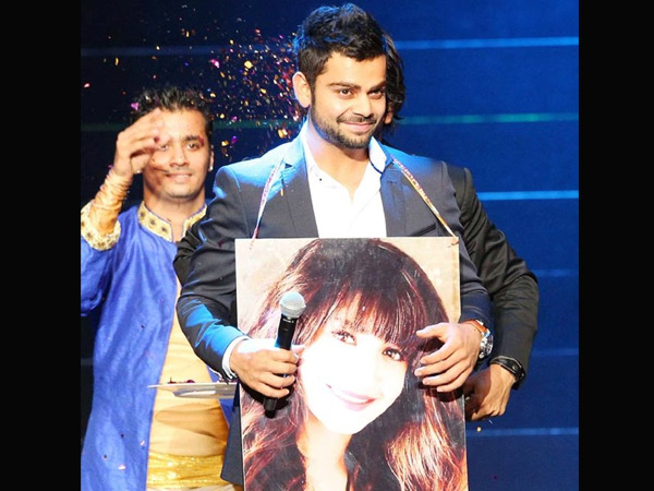 Virat Kohli Loved Anushka Sharma's PK