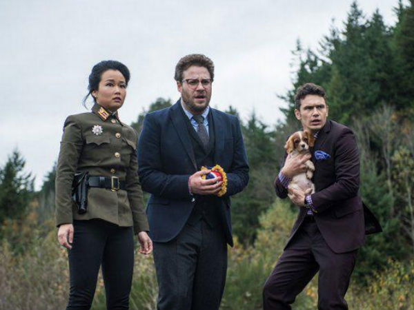 'The Interview' Will Not Release In Asia?