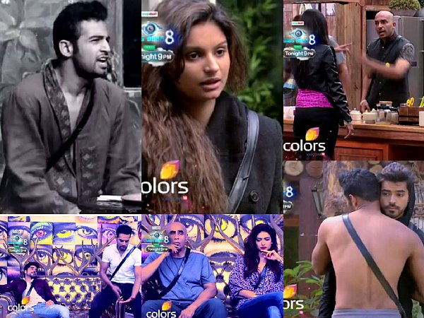 Bigg Boss 8's Shocking Changes