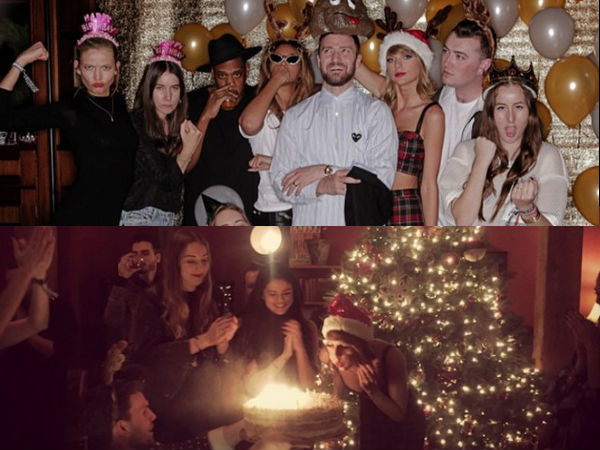 Taylor Swift Adds New Friends: Jay Z, Justin, Beyonce & Sam Smith