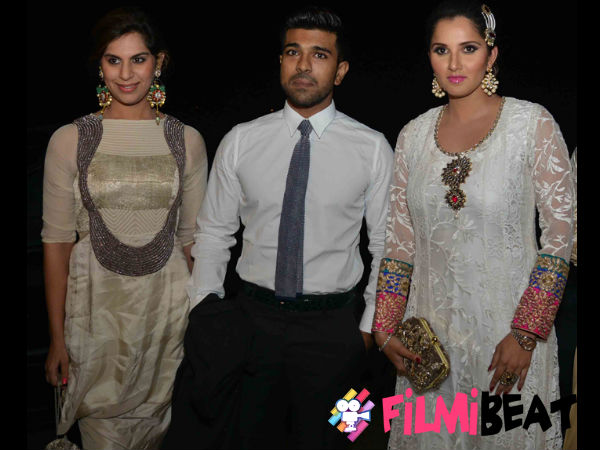 Ram Charan Blamed For Sania Mirza-Shoaib Malik Break Up!