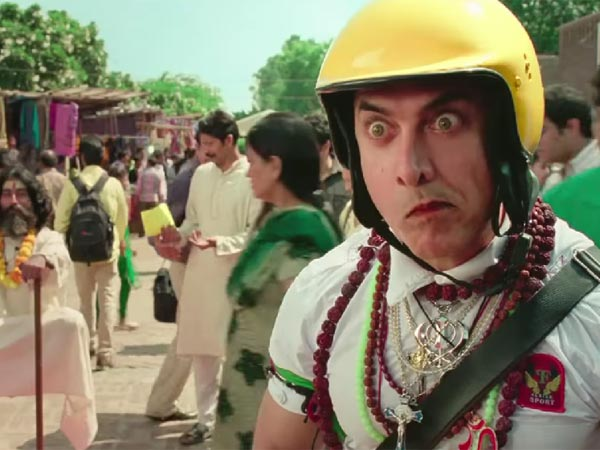 Aamir Khan's Quirky Role