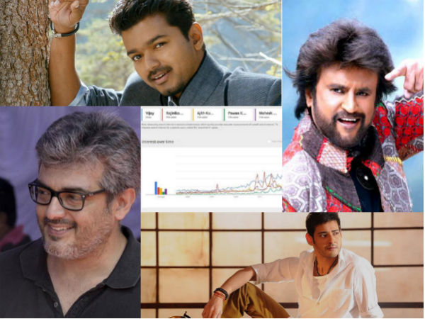 How Does Ilayathalapathy Vijay Beat Rajinikanth, Ajith And Mahesh Babu?