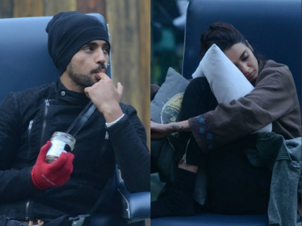 Bigg Boss 8: When Gautam Gulati, Karishma Tanna Peed In Jars!