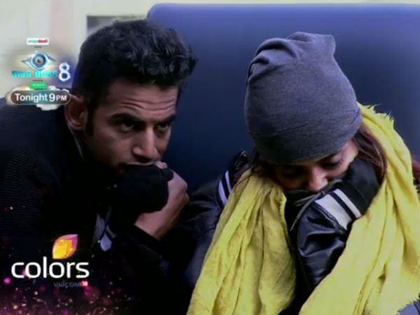 Upen Supported Karishma