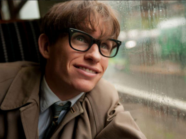 Eddie Redmayne: Had Meltdown While Filming 'The Theory of Everything'