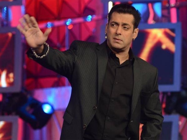Salman's Bad Mood