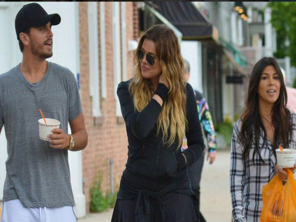 Khloe & Kourtney Called 'Trash', Scott Disick Defends