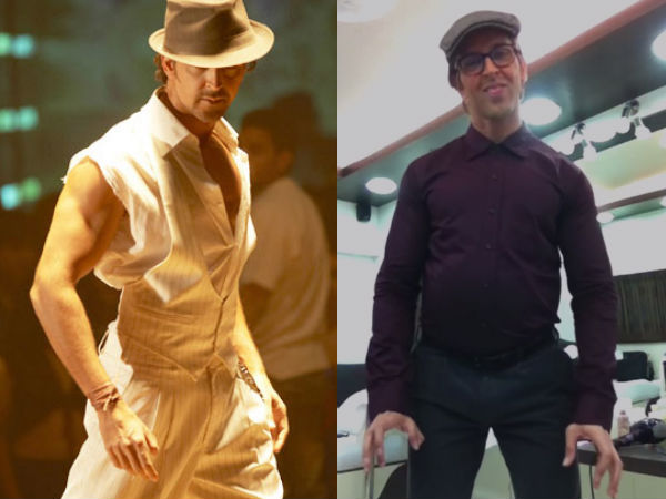 Watch: Hrithik Roshan's Latest Dance Video