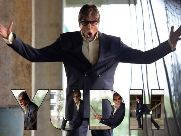 Yudh Failure Was A Lesson: Anurag Kashyap About Amitabh Bachchan's TV Show!