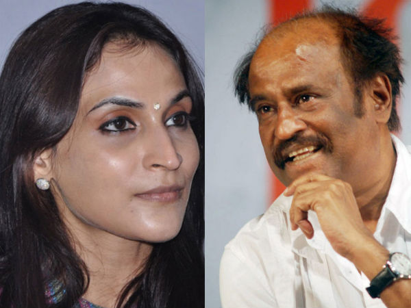 Rajinikanth To Act In Aishwarya R Dhanush's Next?