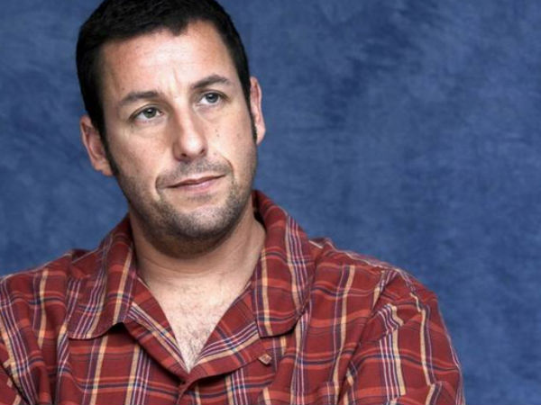 Adam Sandler Tops Most Overpaid Actors List Again