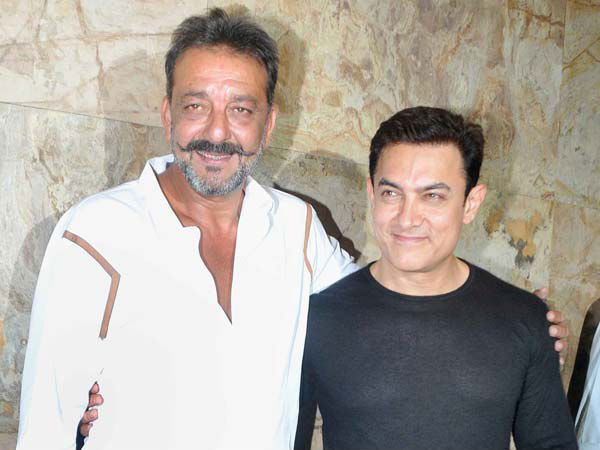 Sanju Baba With Aamir Khan