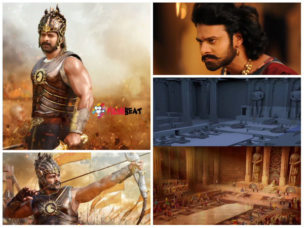 Making Video Of 'Baahubali' Crosses 1 Million Views