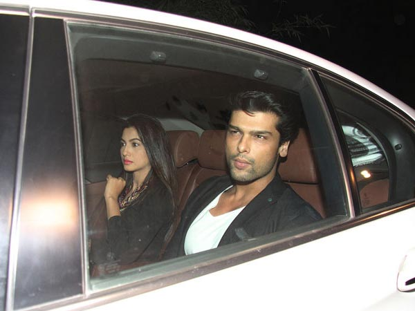 Kushal Tandon And Gauhar Khan