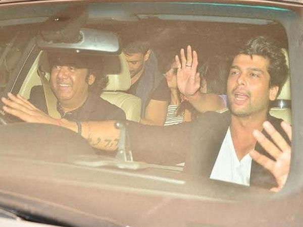 Kushal With Friends