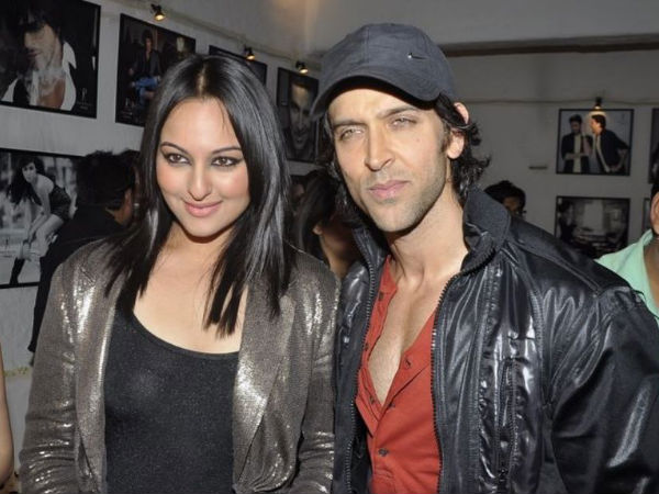 Sonakshi Sinha: I Want To Work With Hrithik Roshan