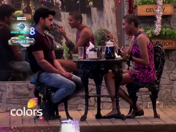 Freeze! Gautam Gulati-Diandra Soares Reunion Tonight On Bigg Boss 8!
