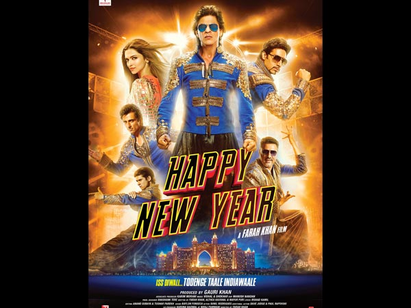 Happy New Year Gets Egyptian Release