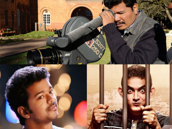 Shankar To Remake PK With Vijay In The Lead?