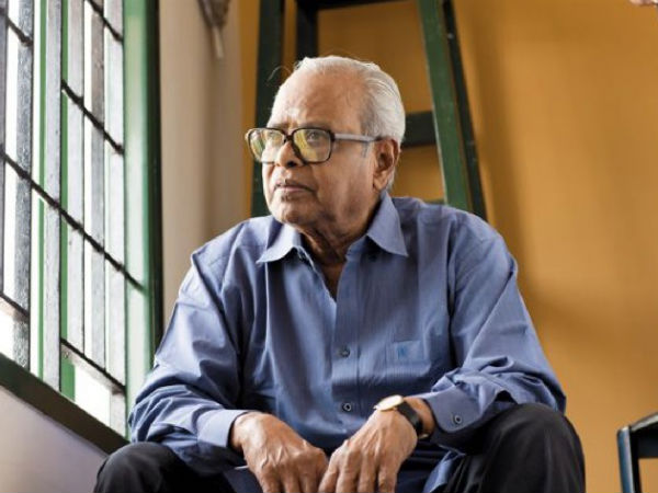 Statue For K Balachander: Will It Take Shape?