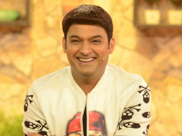Funny Man Kapil Sharma's Serious Wish For New Year 2015!