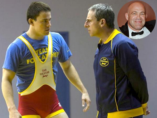 Mark Schultz Pissed With 'Foxcatcher' Director, Bennett Miller