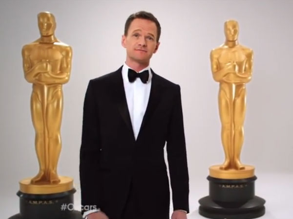 Watch: Neil Patrick Harris' New Year Resolutions