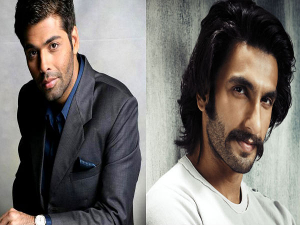Karan Johar Wants Ranveer Singh In Ram Lakhan Remake