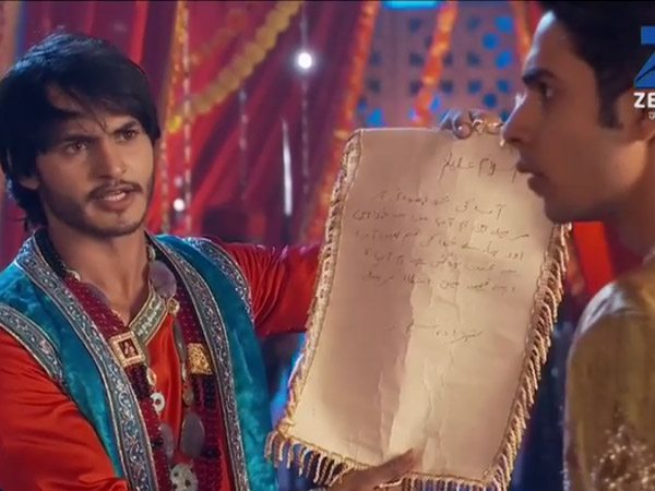 Jodha Akbar: Salim Decides To Stop Bela's Marriage