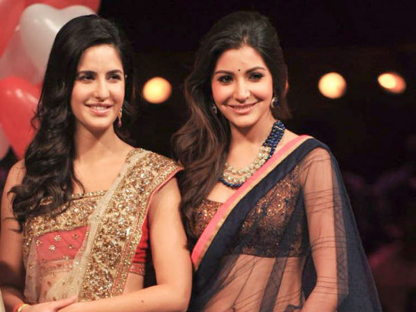 Anushka Sharma: Katrina Kaif Is My Favourite Co-Star