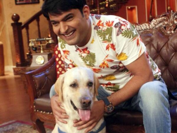 PETA Thanks Comedy Nights' Kapil Sharma For Compassion Towards Animals
