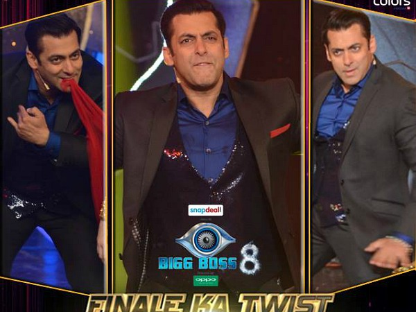 Salman Khan's Bigg Boss 8 To Become Farah's Bigg Boss Halla Bol Tonight!