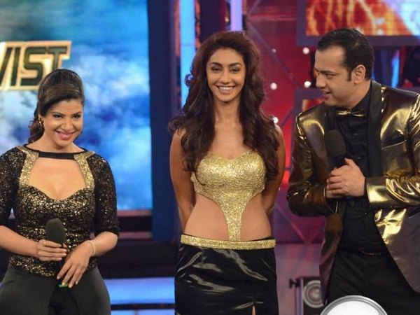 Excited For Second Sting On Bigg Boss 8: Mahek Chahal