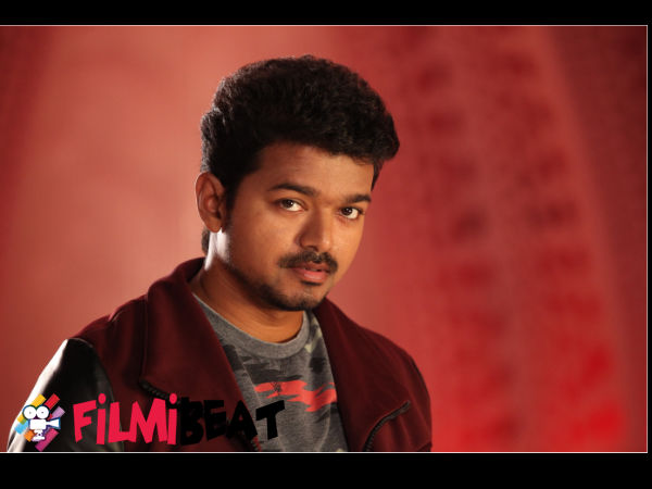 Confirmed: Vijay 58 Titled As Puli!