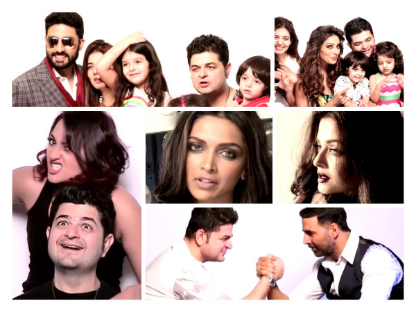 Watch: Making Of Dabboo Ratnani Celebrity 2015 Calender